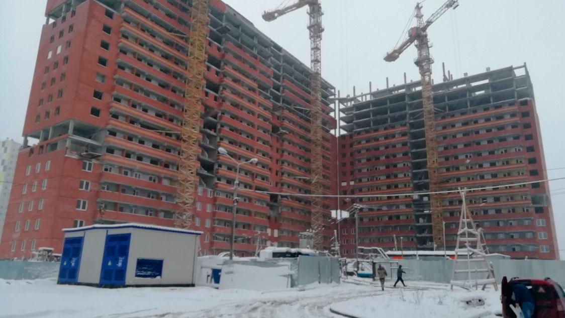 Строительство современного нового жилого микрорайона в правобережной части г. Березники