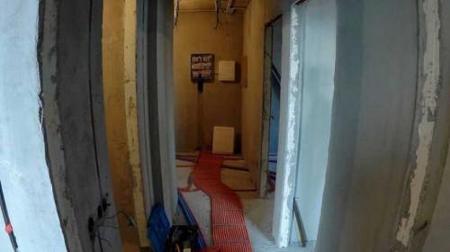 Выполнение разводки внутренних электрических сетей в квартире 150 м кв