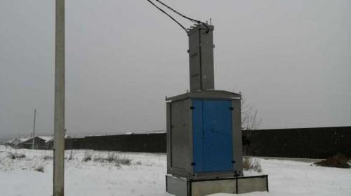 Устройство комплектной трансформаторной подстанции 160 кВа