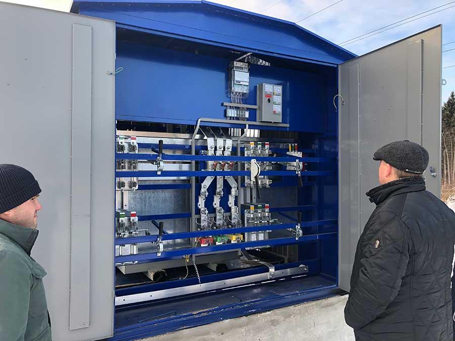 Проектирование проектирование трансформаторных подстанций в Перми